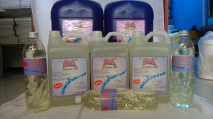 Flash Liquid (bening) Detergent 3